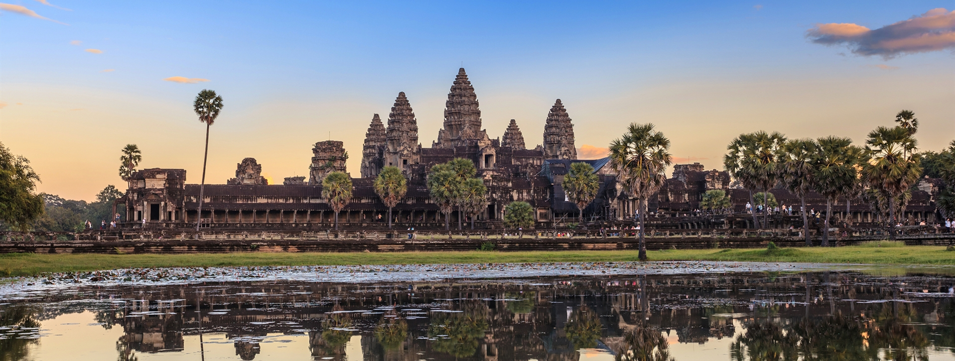 8-Day from South Vietnam to North Cambodia