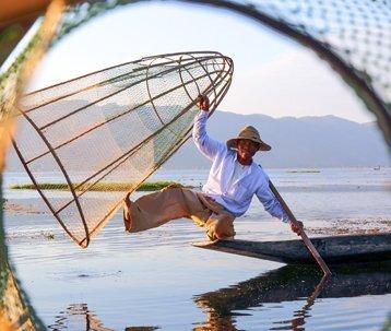 leg rower fishman