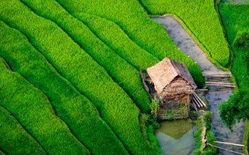 Sapa in Northern Vietnam