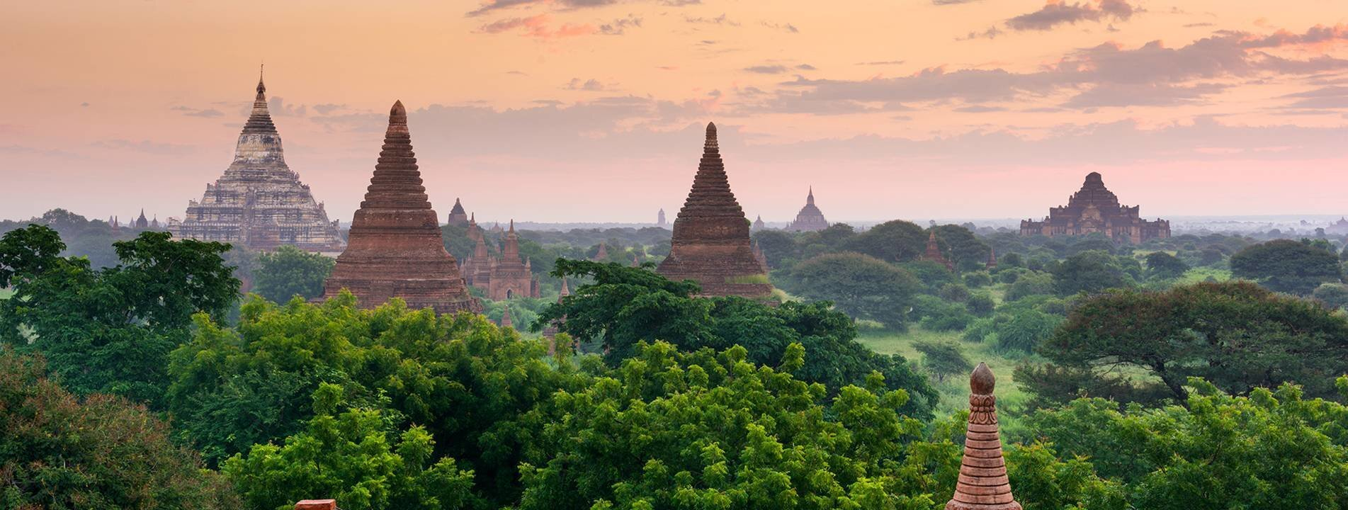 7-Day Myanmar Essence Tour