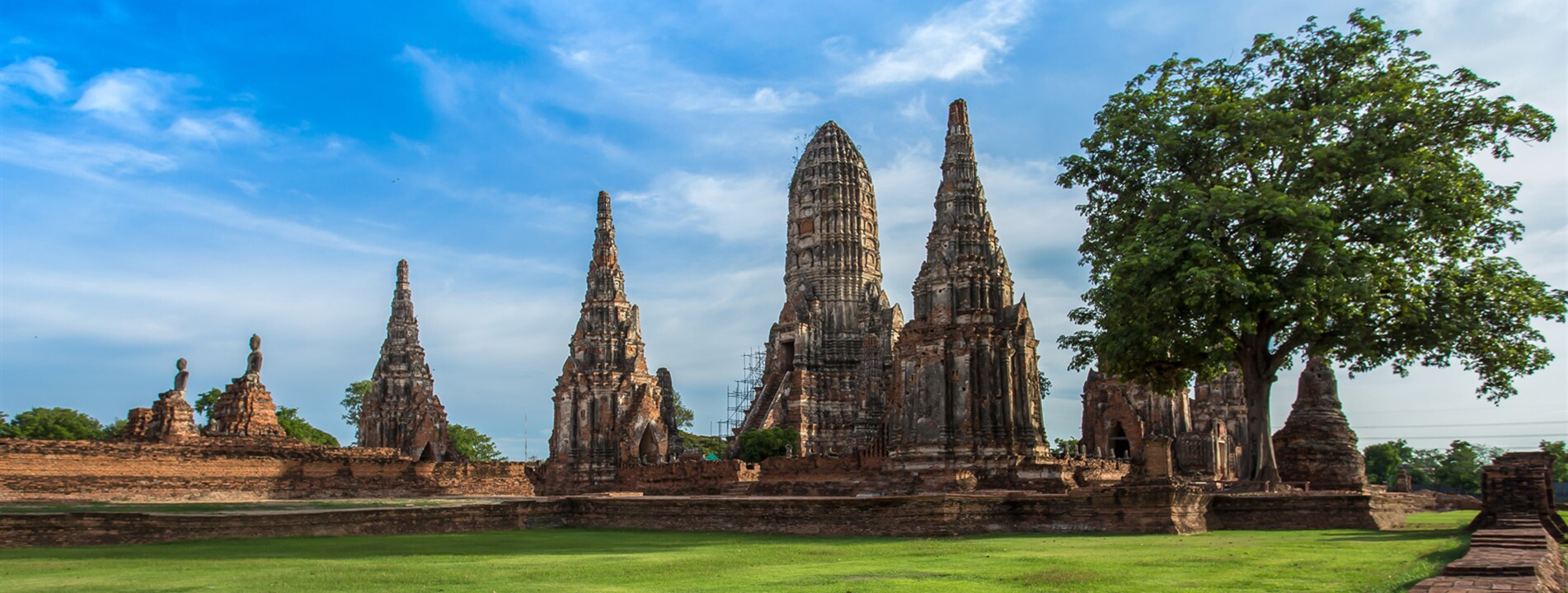 7-Day Central Thailand Exploration
