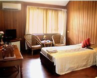 Deluxe Room of Bagan Hotel River View