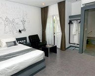 Deluxe Double Room of TEAV Boutique Hotel in Phnom Penh