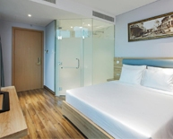 Deluxe Room in Millennium Boutique Hotel in Ho Chi Minh City