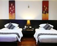 superior room at tara angkor hotel