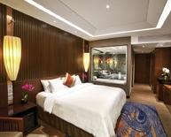 Deluxe Room of Sedona Hotel in Yangon