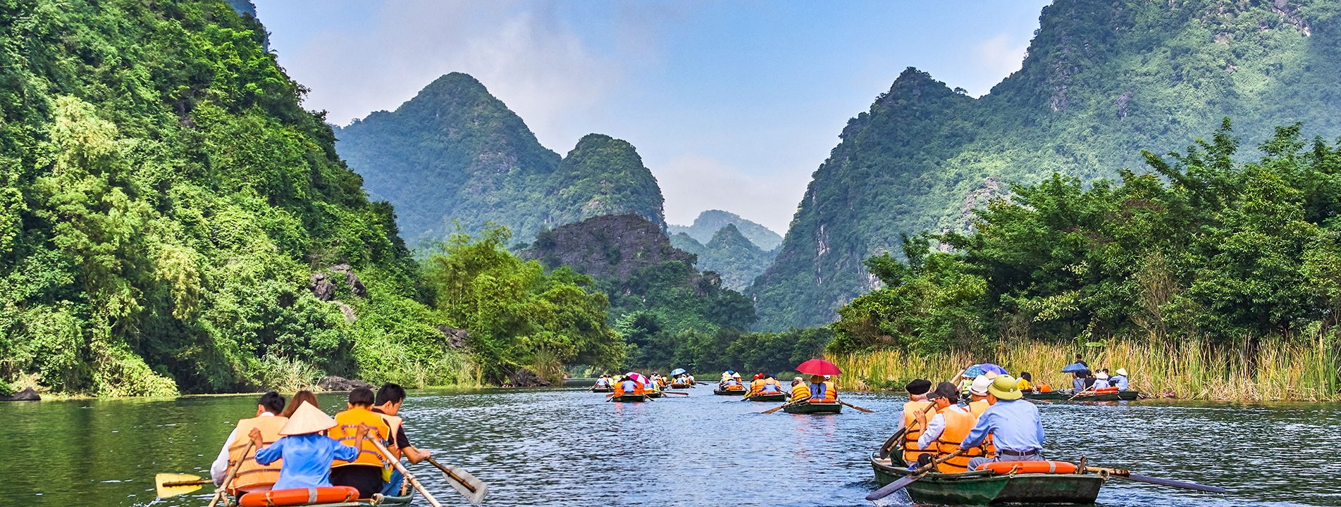 Northern Vietnam Countryside