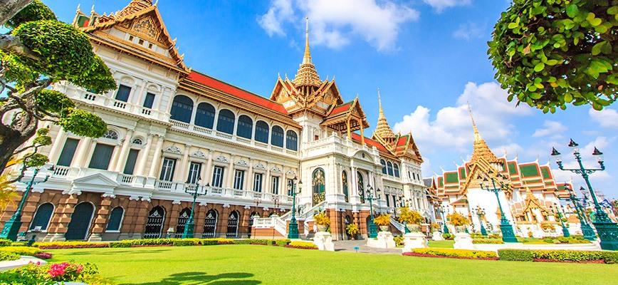 The Magnificent Grand Palace