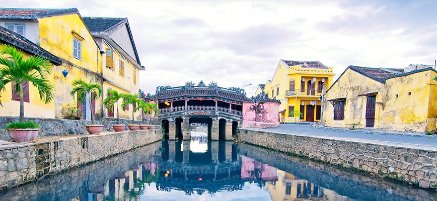 A Glance of Hoi An Ancient Town