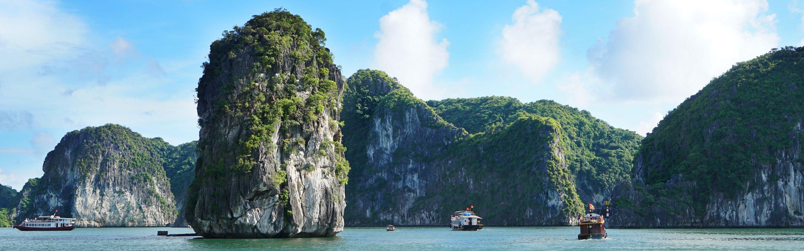 15-Day Vietnam Exploration with Beach Free Days