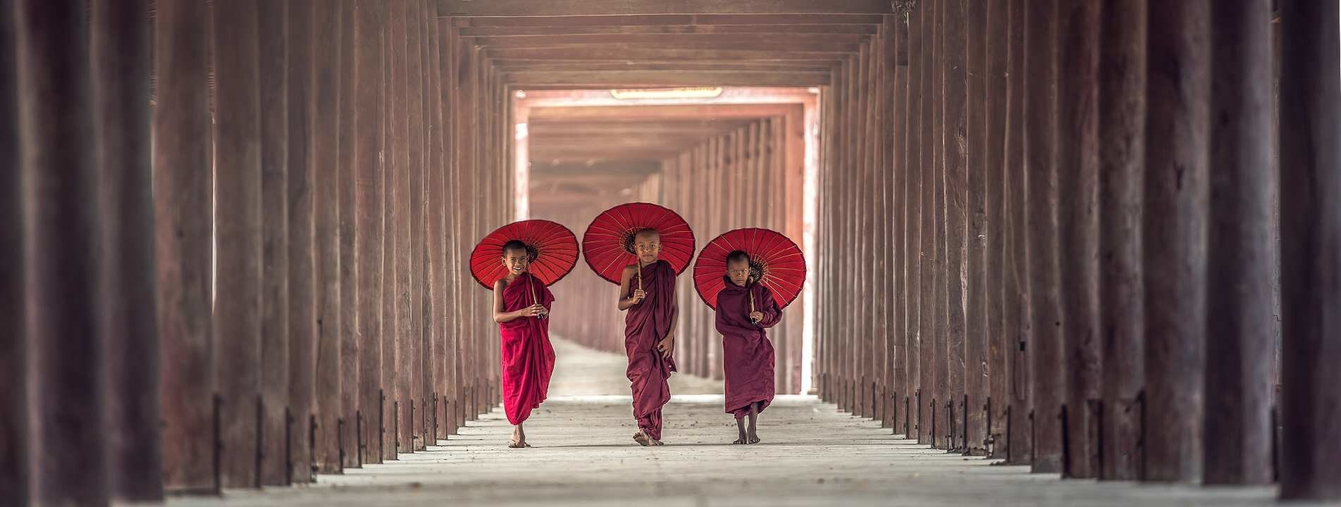 17-Day Private tour to Myanmar, Vietnam and Laos