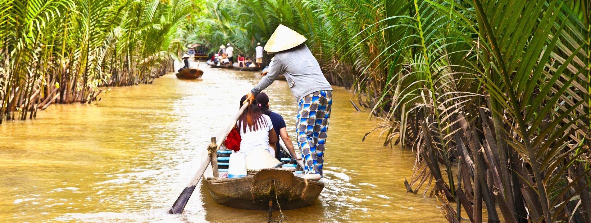 Local Vietnam Woman