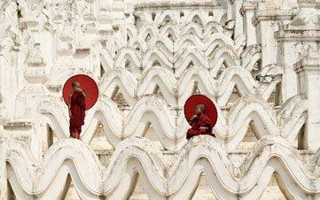 The Novice Monks
