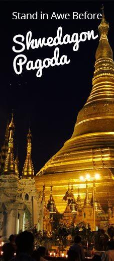 Myanmar Yangon Shwedagon