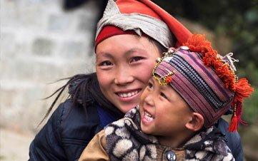 Smile of Locals