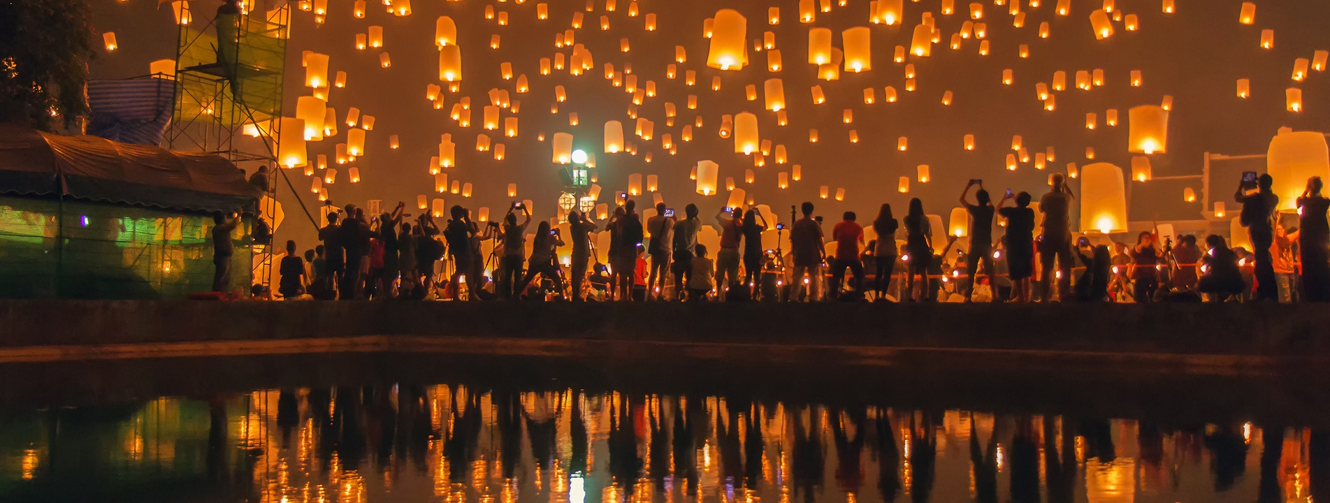 7-Day Bangkok and Chiang Mai in Yi Peng Festival