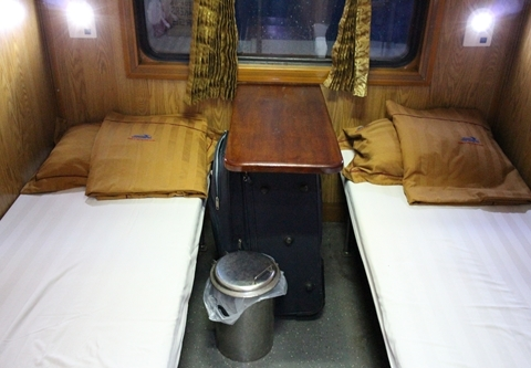 vietnam's train