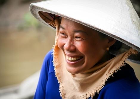 kind vietnam people