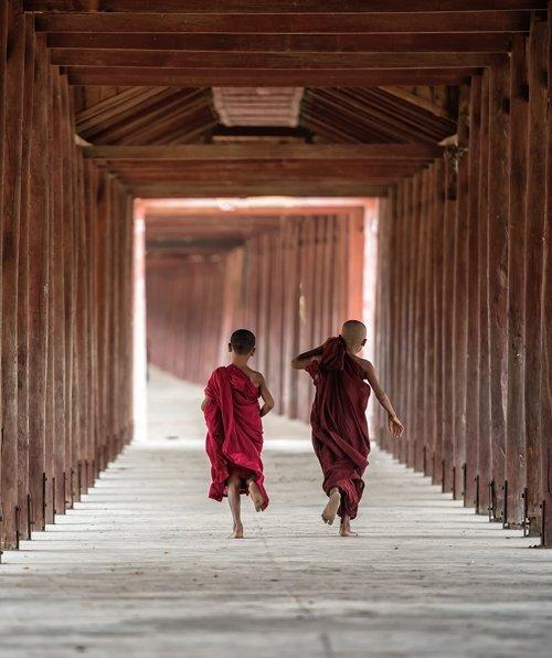 Little Bagan Novices
